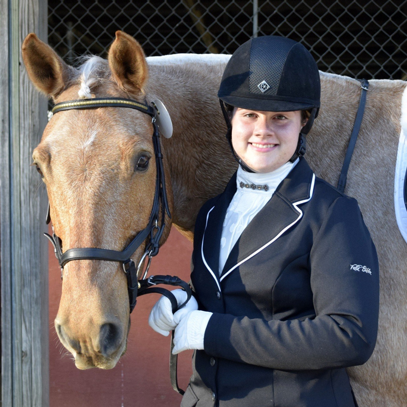 Caitlin Gallagher - Show Groom