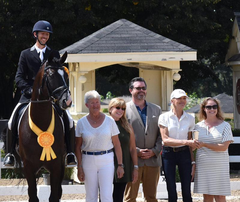 2016 Markel/USEF Young Horse Championships