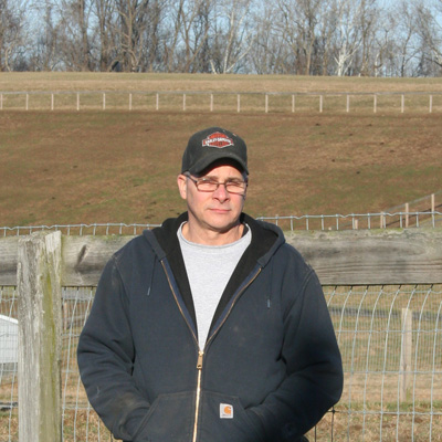 Randy Harnish - Grounds Help
