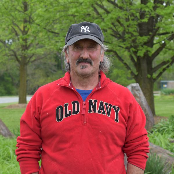 Tony Merrifield - Grounds Help